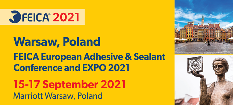 FEICA European Adhesive & Sealant Conference and EXPO 2021