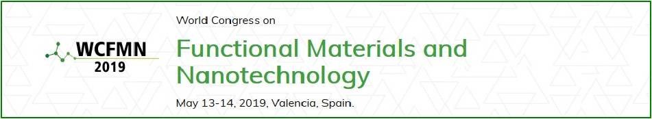 World Congress on Functional Materials and Nanotechnology 2019